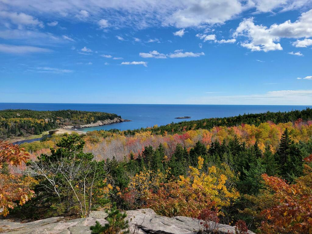 Acadia National Park, Bar Harbor, Maine [OC] [4032 x 3024] 💰🌎 Submit your best CRAZY travel blogs/stories to madtravelling@yahoo.com to become part of our next book, Mad Travelling! 🏙🤑 #travel #traveljobs #blogger #travelblogger #digitalnomadomadomad