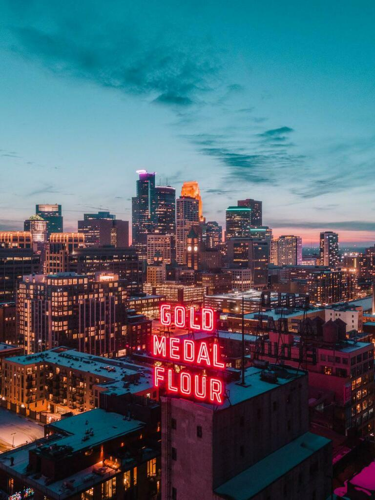 Minneapolis, MN   #Travel here or to other lovely places with #Travala.  Get your bonus here: