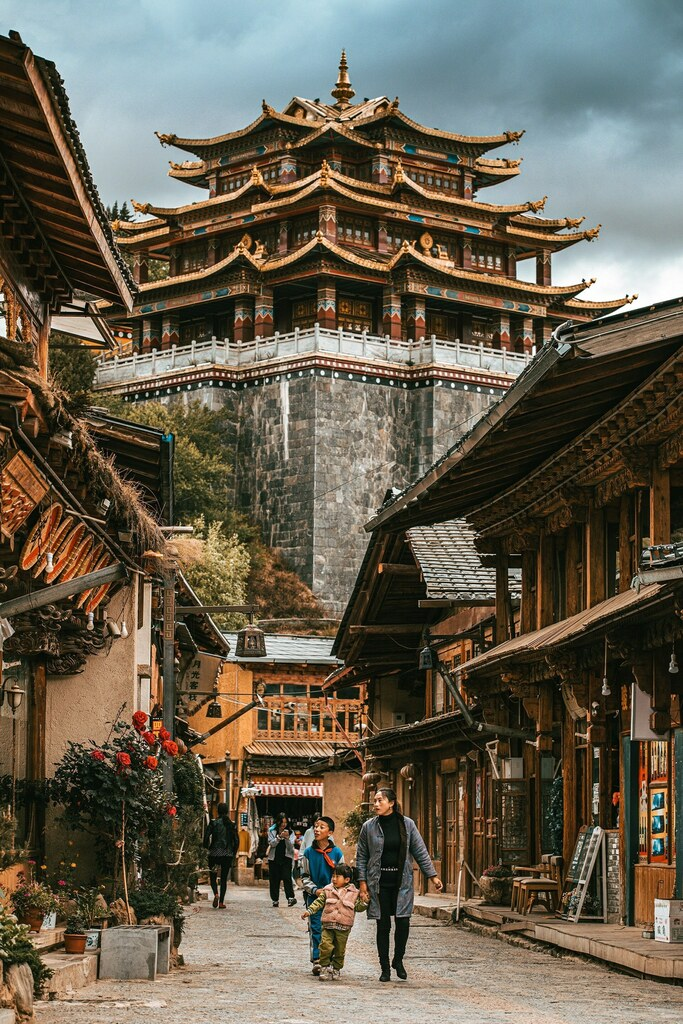 Shangri-La, China   #Travel here or to other lovely places with #Travala.  Get your bonus here: