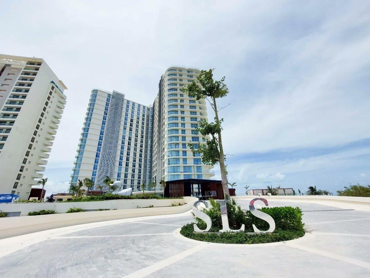 Bienvenidos a #SLSCancun, departamentos en #venta frente al mar, concierge Inf Elisa 9981685141 #SLS #Cancún #RetweeetPlease #playas #brisa #felicidad #naturaleza #moderndesign #buceo #scuba #loveart #great #instagram #departamentos #PuertoCancún #highlife