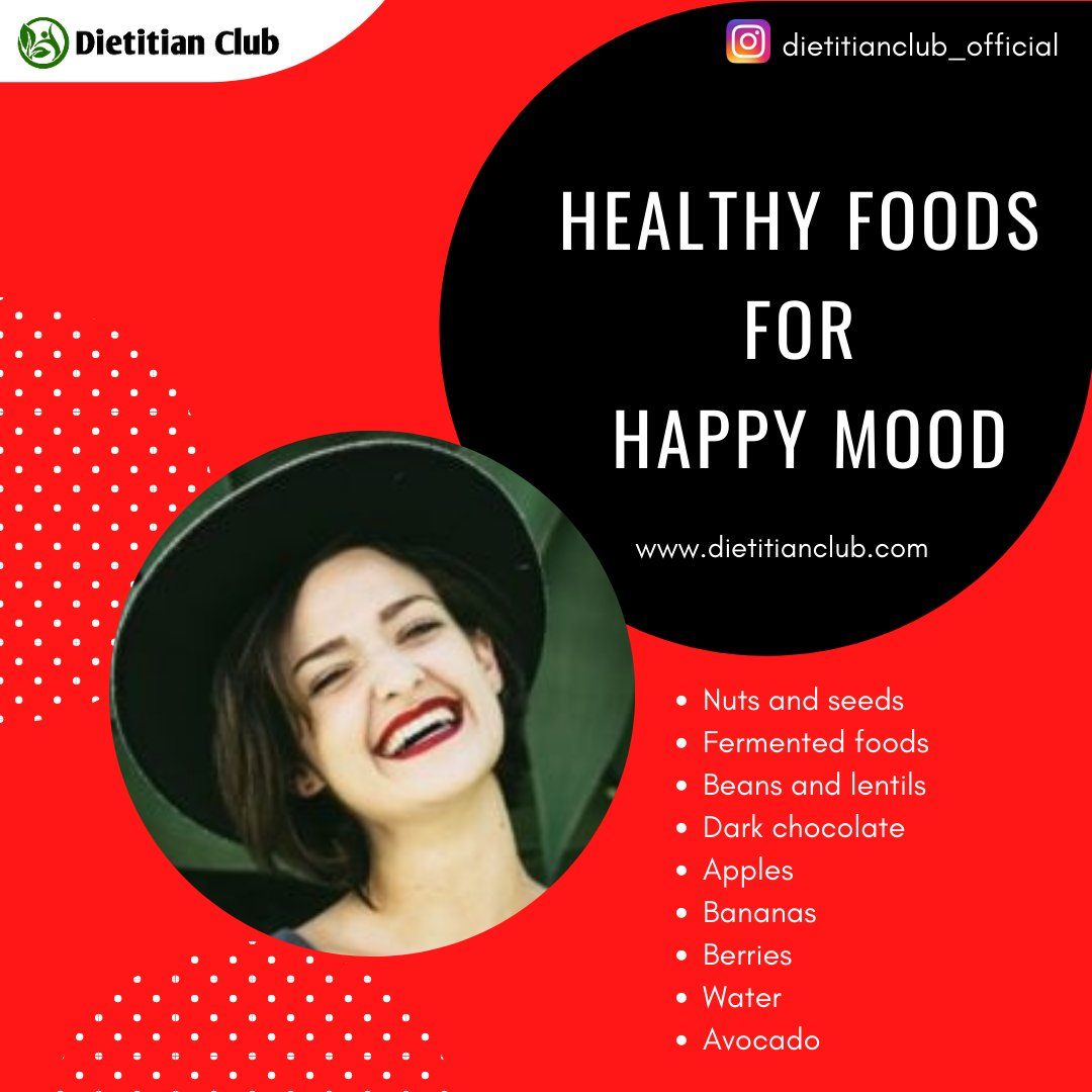 Which food is good for happy mood? Here are some healthy foods that may boost your mood.  Click to know more 👉  Follow me on Insta -  . . #foodmood #food #foodie #happymood #healthyfood #foodphotography #foodstagram #yummy #instafood