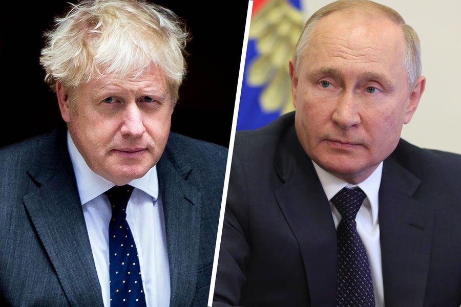 Gözden kaçmasın ☝️  Türkiye'de Erdoğan'ın 10 Büyükelçiyle yaşadığı krizin çözüldüğü gün İngiltere Başbakanı Boris Johnson yaklaşık 1,5 yıl aradan sonra Rus lider Putin'le telefon görüşmesi yapmış.  İki lider zaten şu ana kadar hepi topu toplamda 2 kez (telefonla) görüşmüşler.