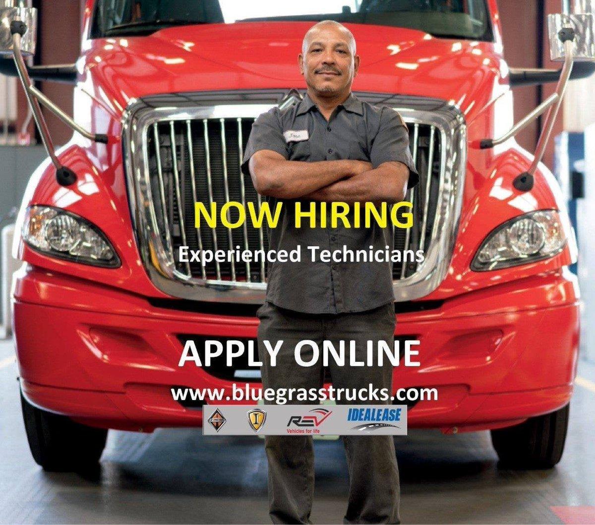 Needing a good job? We're looking for you! #DieselTechicians #internationaltrucks #jobseekers #job #jobsearch #career #careeropportunities #careeropportunity #techicians #tech #itsuptime