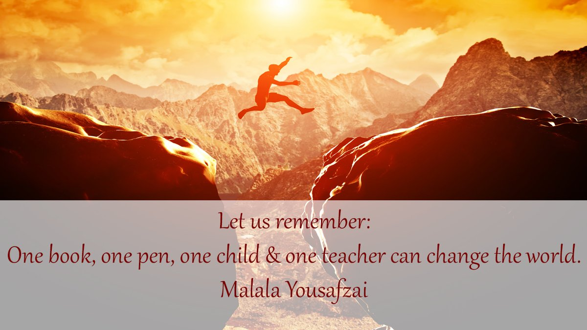 For all of us who have been blessed with a FREE education pause for one moment to appreciate this...  It is true that there will always be aspects of any system that can be improved but it is wise to remember that many are not afforded this opportunity xxx #inspiration #wisdom