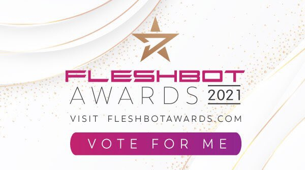 Vote for me 🙏🏼 - Best Cock - Best Total Package Male - Best New Male Talent - Male Performer of the Year @Fleshbot