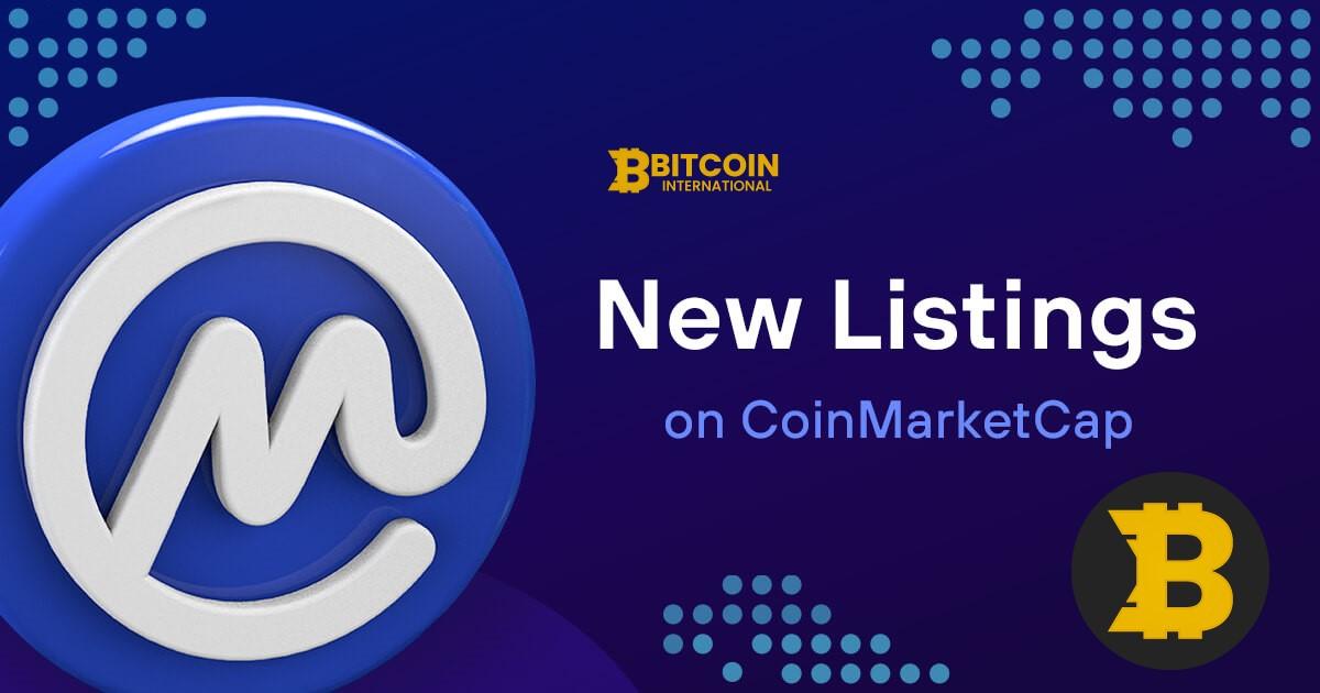 New Coinmarketcap Listing: $BTCI         coinmarketcap.com/currencies/bit…  #CoinMarketCap #BinanceSmartChain  #Binance #HotbitAMA  #PancakeSwap