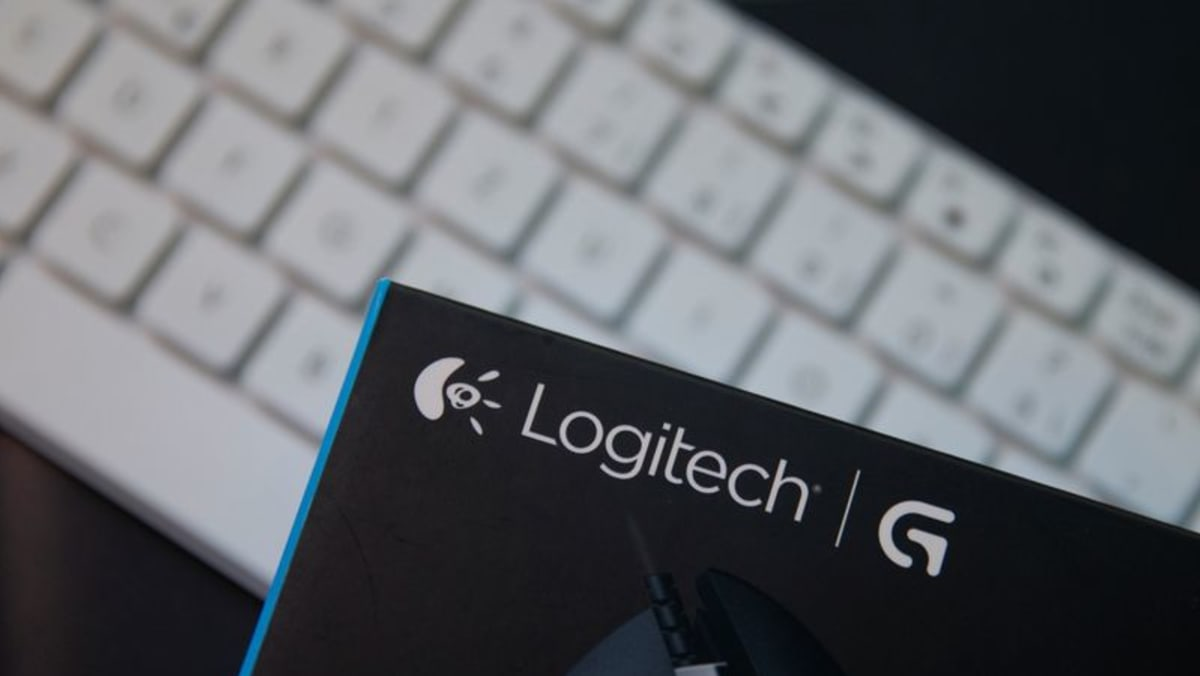 Logitech revenue rises in second quarter https://t.co/5hcaXPm37O https://t.co/uv9RDrYSre
