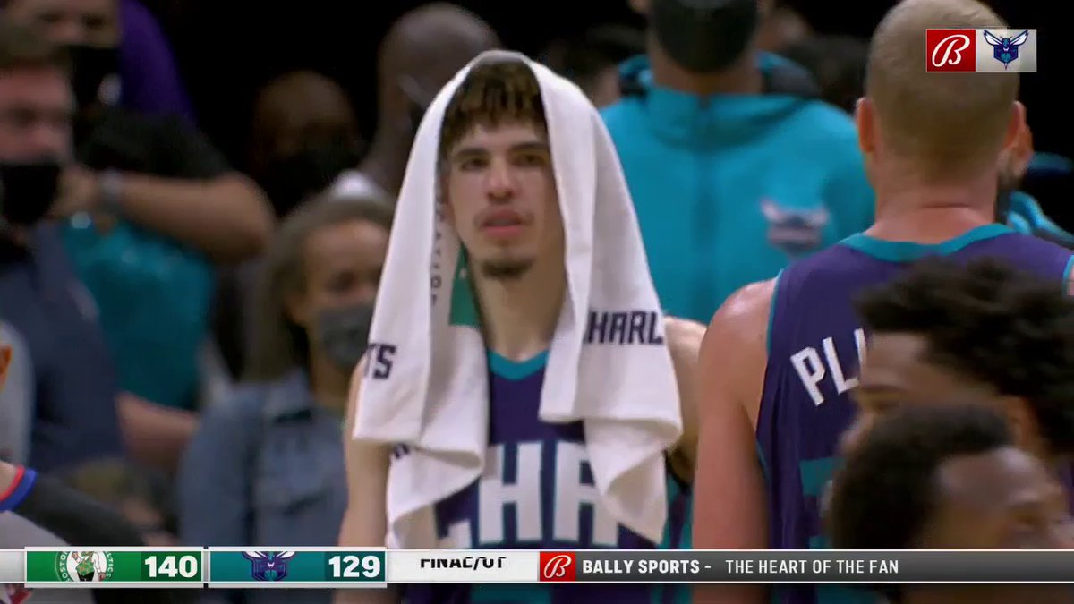 @HornetsOnBally's photo on Hornets