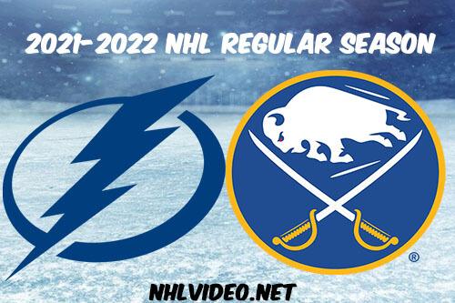 Tampa Bay Lightning vs Buffalo Sabres Full Game Replay 2021-10-25 NHL https://t.co/BHVEP2dp9o https://t.co/O5CPxluXE0