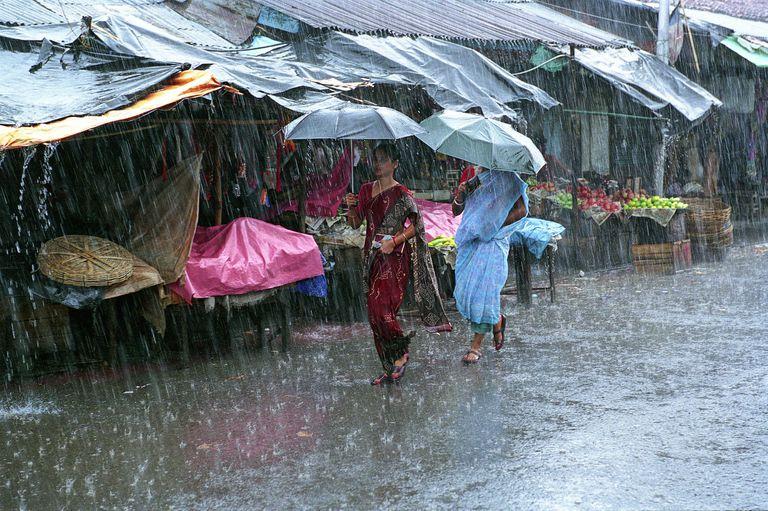 दक्षिण-पश्चिम मॉनसून देश से विदा, दक्षिण-पश्चिम मानसून के दौरान जून से सितंबर माह तक सामान्य वर्षा हुई
