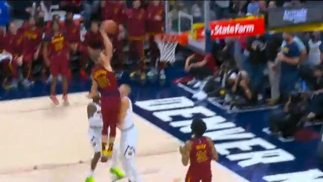 🇫🇮✈️ @MarkkanenLauri, Nikola Jokic'in Üzerinden Uçtu! #NBA75