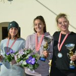 Image for the Tweet beginning: out team rider Lara Bulić,