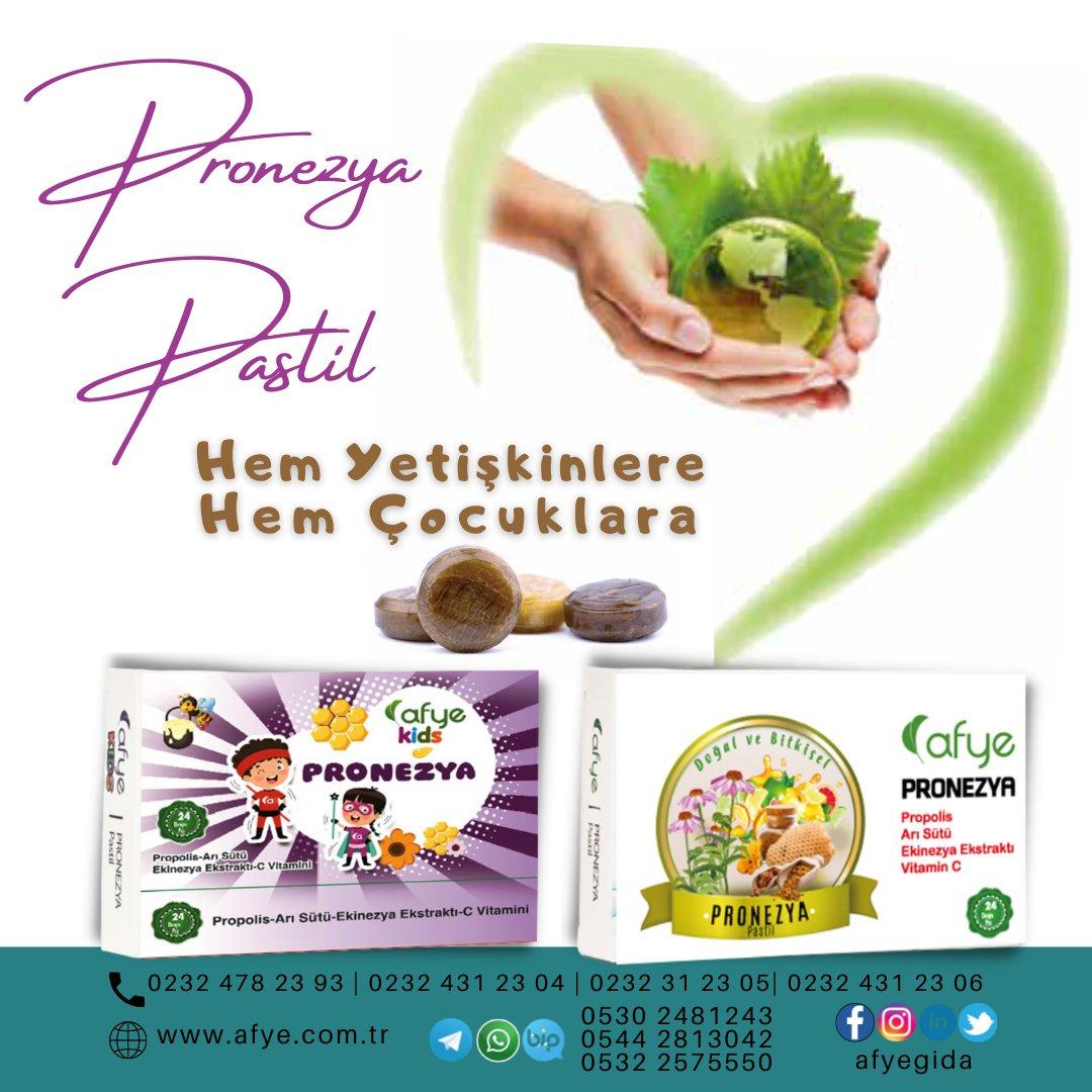 🔷 Afye Bitkisel Gıda Takviyeleri Ürünlerinden Pronezya Pastil 🔷Bitkisel ürünlerin güvenilir markası Afye Bitkisel Gıda Takviyelerinden kendinizi daha güçlü hissettirecek ürün #pronezya  #afye #salı #altcoins #BJKvGS #benzin #dolar #Jirisan #NFTs #PancakeSwap #suriyeli #izmir