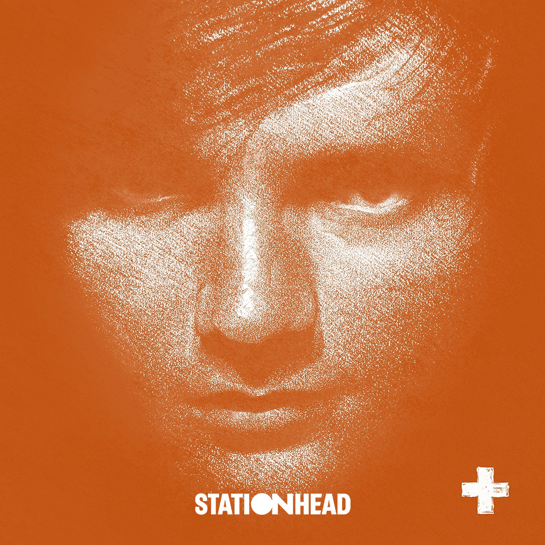 Tune into @STATIONHEAD for the first of four listening parties counting down to the release of EQUALS. PLUS is up first  + x ÷ = Some limited edition Plus merch up for grabs, download the app and tune in at 3pm BST, make sure you're there 🧡