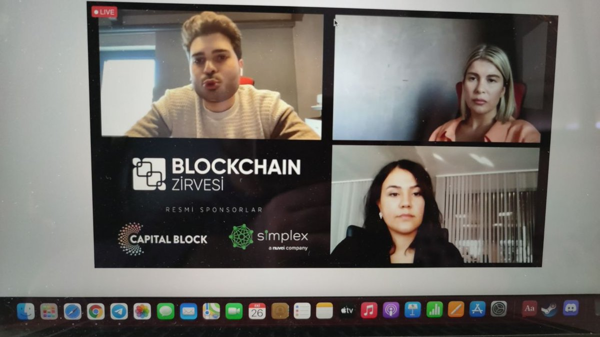 #Blockchain Zirvesin'deyiz.  #Socios #Chiliz🌶️ 💪 @Chiliz_Turkey blockchainzirvesi.org/giris