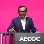 Image for the Tweet beginning: Congreso #Aecoc de Gran #Consumo: