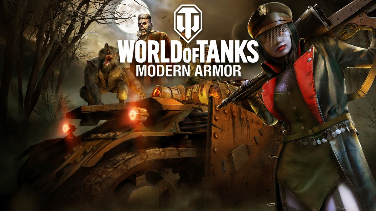 Have a bloody good time wielding supernatural tanks like the devastating Creature and its powerful lightning storms in @WoTConsole's Monsters Awakened mode.  Alive from now until November 1: