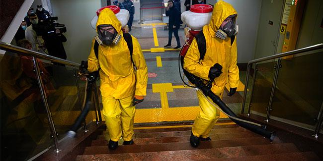 Ukrayna'da koronavirüs salgınında son 24 saatte ölü sayısı 734 ile günlük en yüksek seviye görüldü cnnturk.com/dunya/sinyalle…