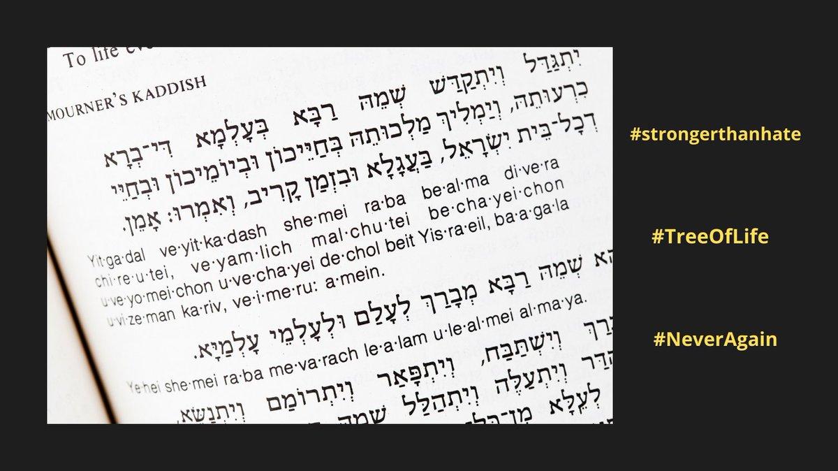 Mr. Zubik has a Talmudic message.