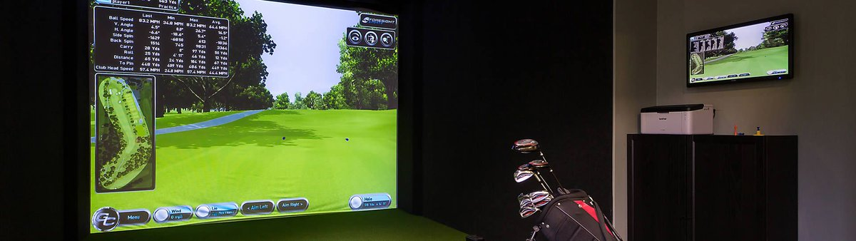 Relaxing after a day of conferences and meetings can be as just as important as the event itself. At Lane End's Cedar Club our virtual golf booth is the ideal place to blow off some steam and socialise into the late evening. Learn more… #safeonsite https://t.co/3oJjrz7PZ2 https://t.co/FbbOZUvgcs