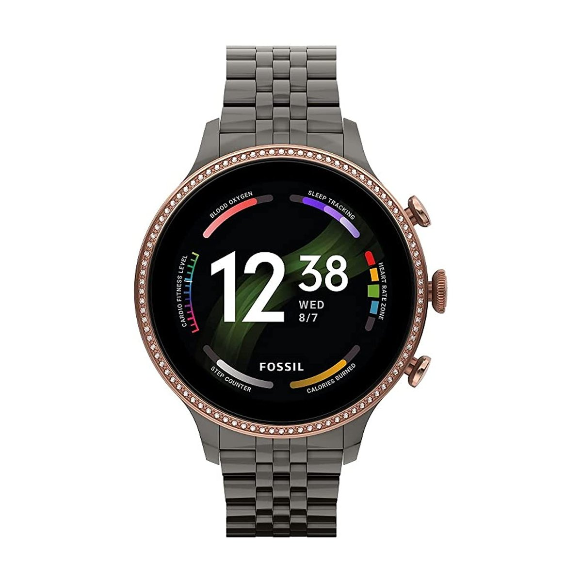 test Twitter Media - #MenDeal #WatchesDeal   See #2 product of Men category, 'Fossil Gen 6 Smartwatch with AMOLED screen, Snapdragon 4100+ Wear platform, Wear OS by Google, Google assistant, SpO2, wellness features and Smartphone Notifications' at just ₹23995!!!  See: https://t.co/MZkkUAL6GL https://t.co/A8HnrtbgjO