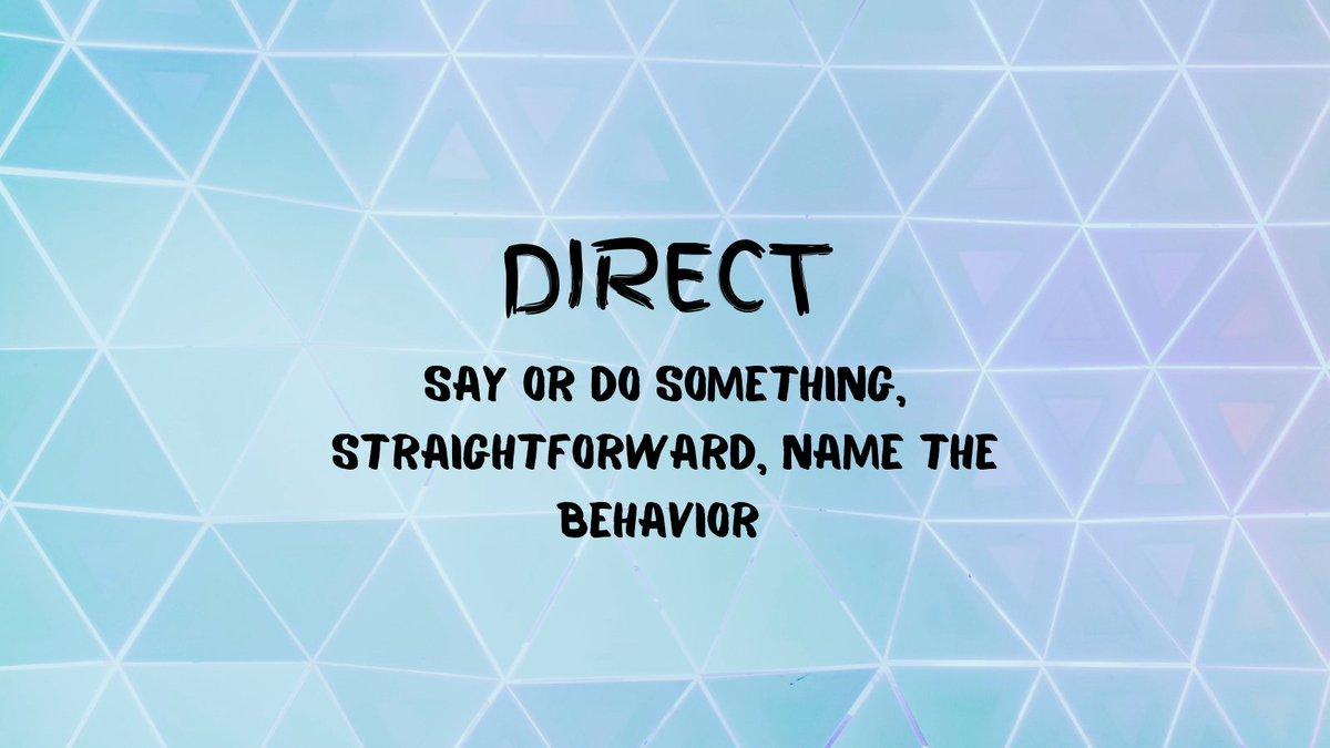 #BystanderIntervention