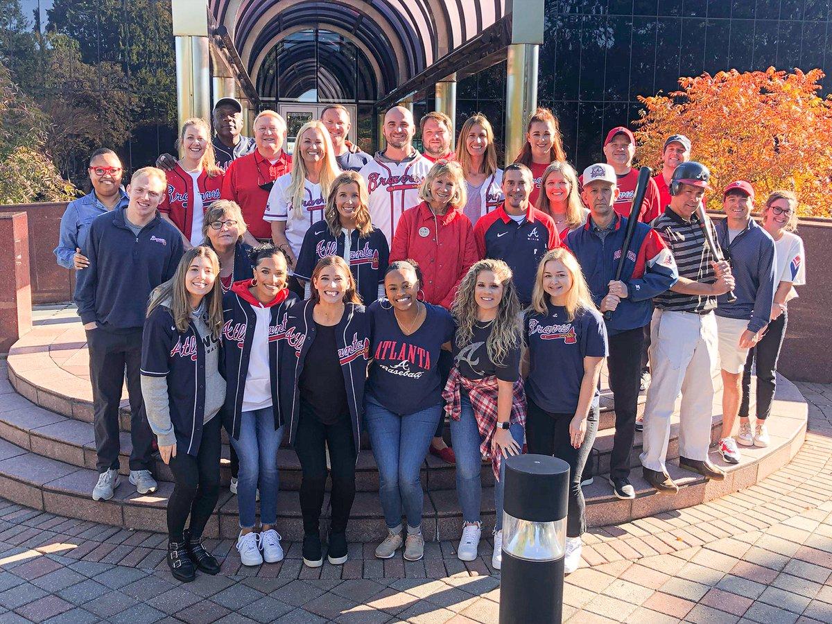 @UGAAthletics's photo on Braves