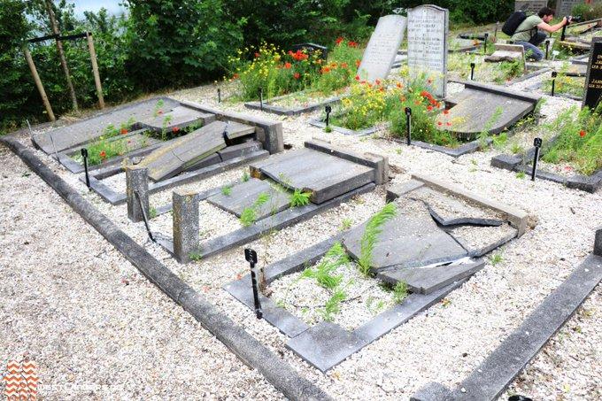 Taakstraf voor slopen graven bij Beukenhage https://t.co/OdAVh84N6L https://t.co/zt1C5mQhyA
