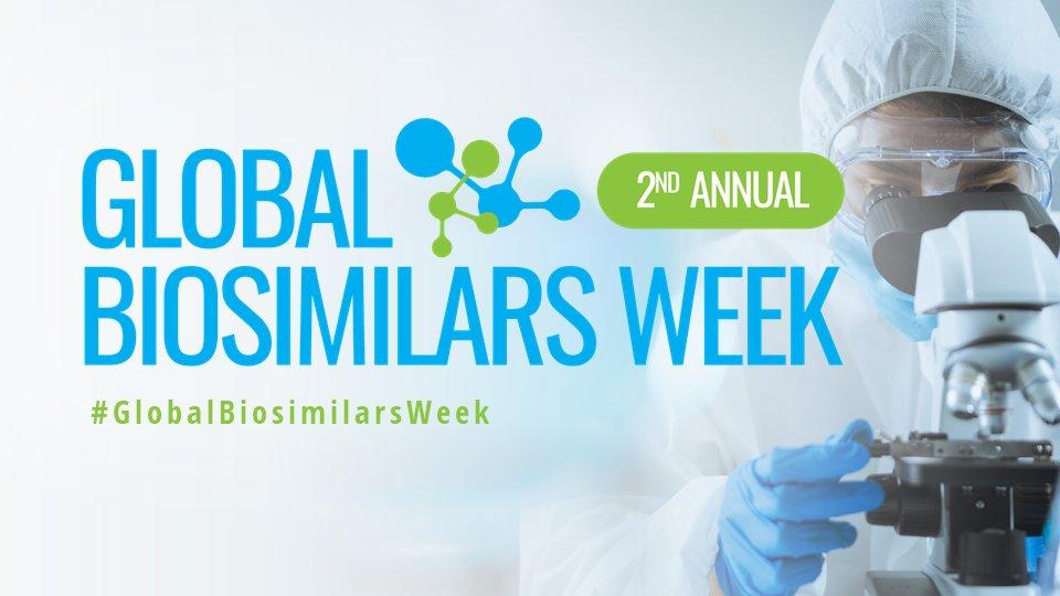 #GlobalBiosimilarsWeek