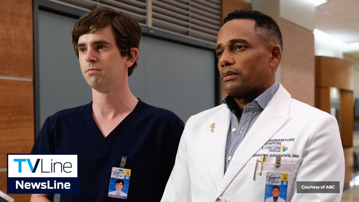 Another cast member is leaving #TheGoodDoctor in Season 5, and this exit is particularly abrupt. Get the details here.