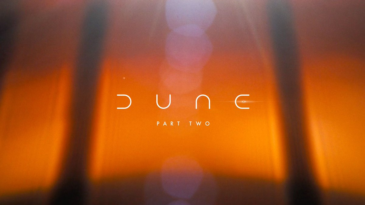 This is only the beginning...  Thank you to those who have experienced @dunemovie so far, and those who are going in the days and weeks ahead. We're excited to continue the journey!