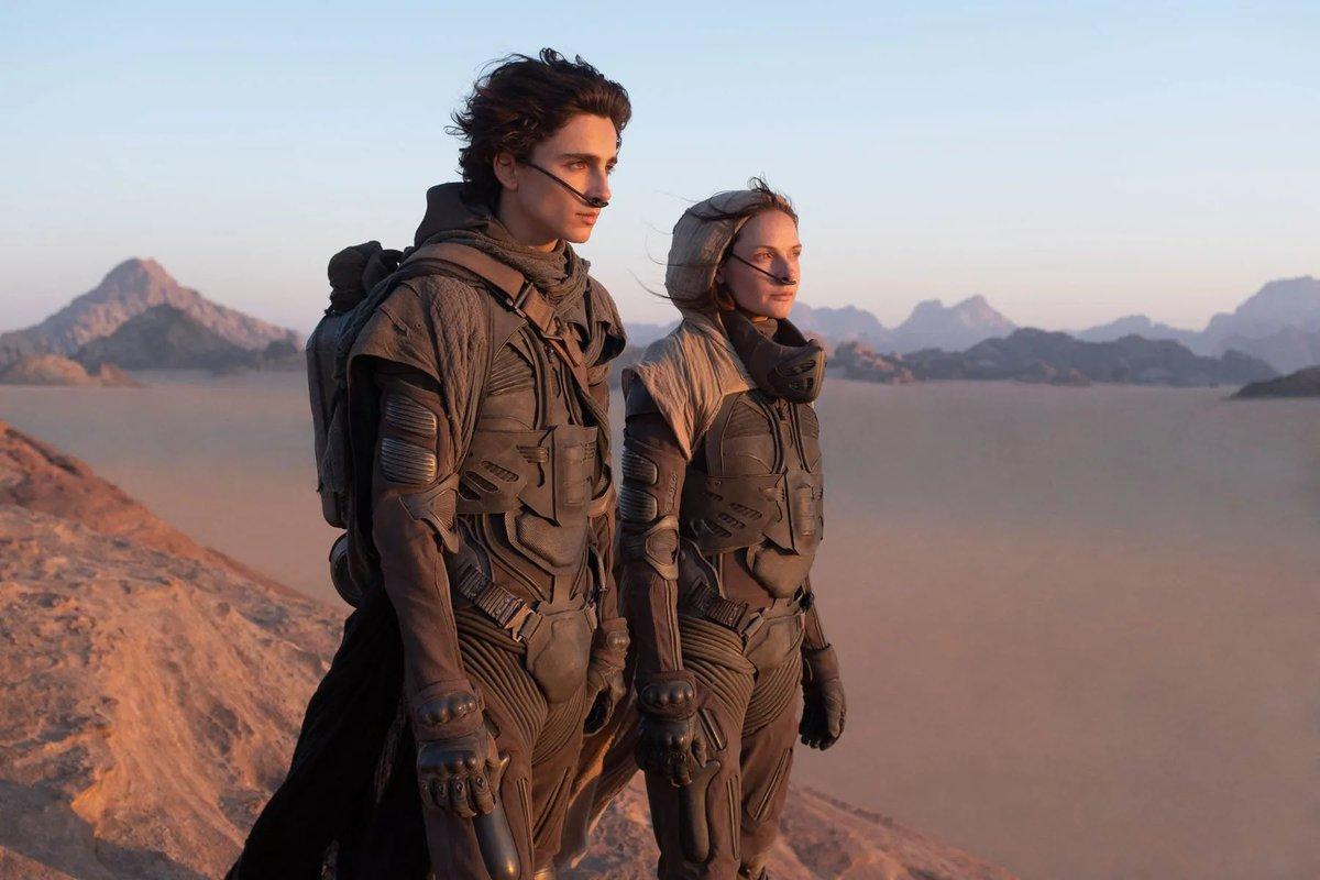@DiscussingFilm's photo on Dune 2