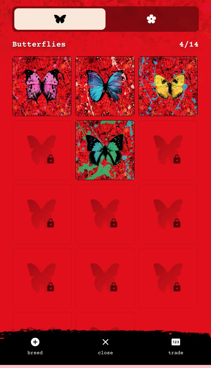 Who but @edsheeran would have me obsessively collecting virtual butterflies and flowers instead of working? #equalsthegame