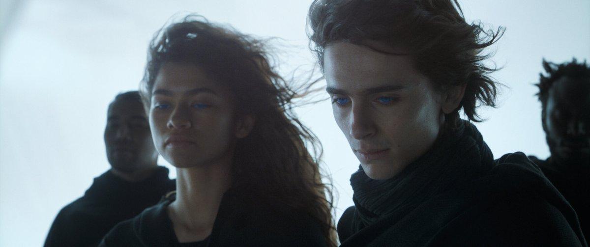 Los críticos de @laveoonolaveo te hablan de la esperada cinta 'Duna', dirigida por Denis Villeneuve ow.ly/F6eo30rXWTO #Duna