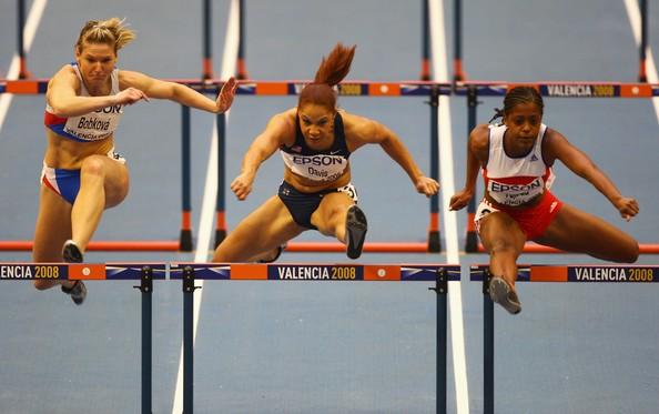Happy birthday to Candice Davis Price, 2008 World Indoor 60mh silver medallist - PBs 7.90 (60mh), 12.71 (100mh)