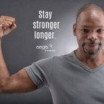 Image for the Tweet beginning: Stay stronger longer with Aegis
