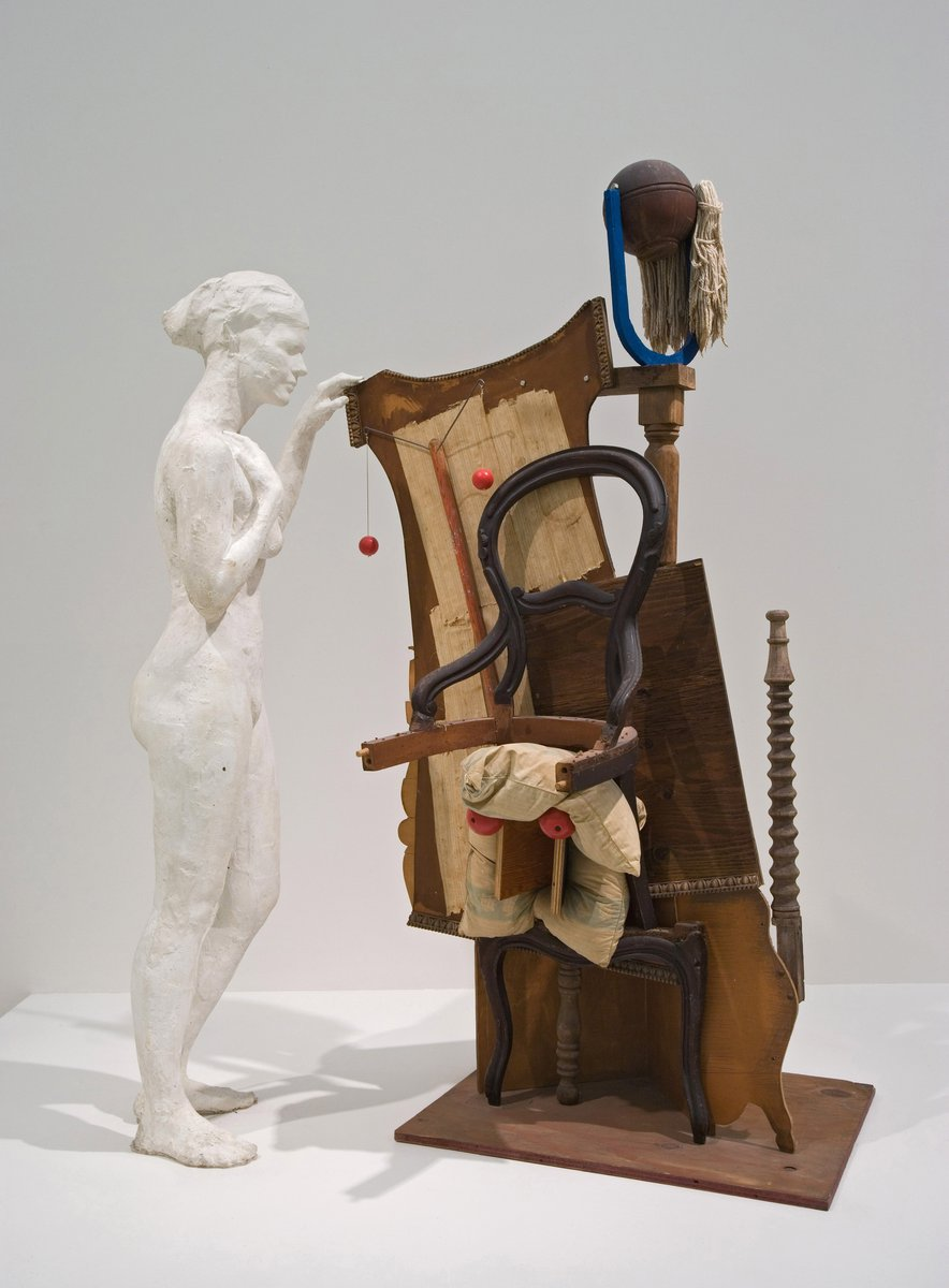 RT @guggsculptures: Picasso's Chair by George Segal, 1973 https://t.co/RYY9ojLomi #popart #georgesegal https://t.co/DiePpG2VEH
