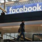 Image for the Tweet beginning: Стоимость акций Facebook к завершению
