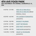 Image for the Tweet beginning: I'll be performing at @thefestfl