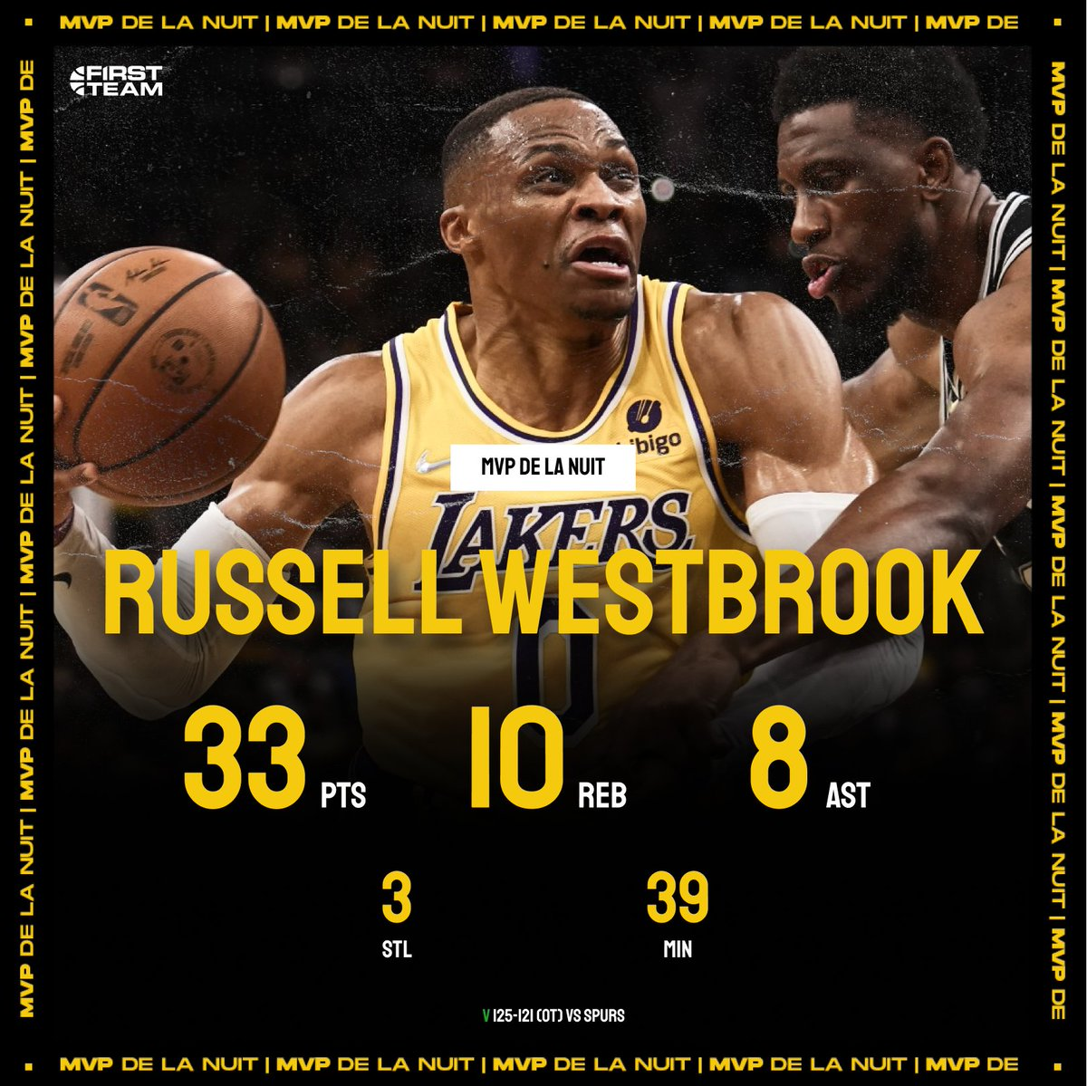 @FirstTeam101's photo on Westbrook