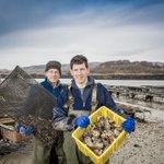 Image for the Tweet beginning: Scottish fisherman hold years of
