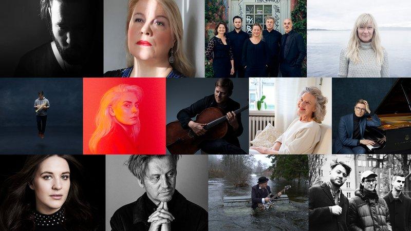 Lär känna de nominerade till Nordisk Råds Musikpris i ny intervjuserie🎵   🔜Intervjuerna publiceras löpande med start idag och sänds på Facebook och YouTube: https://t.co/9tfLwf7xVd  Vinnaren offentliggörs den 2 november under #nrsession i Köpenhamn. #nrpriser  #Musiktober2021 https://t.co/2e6Oaz4Cai