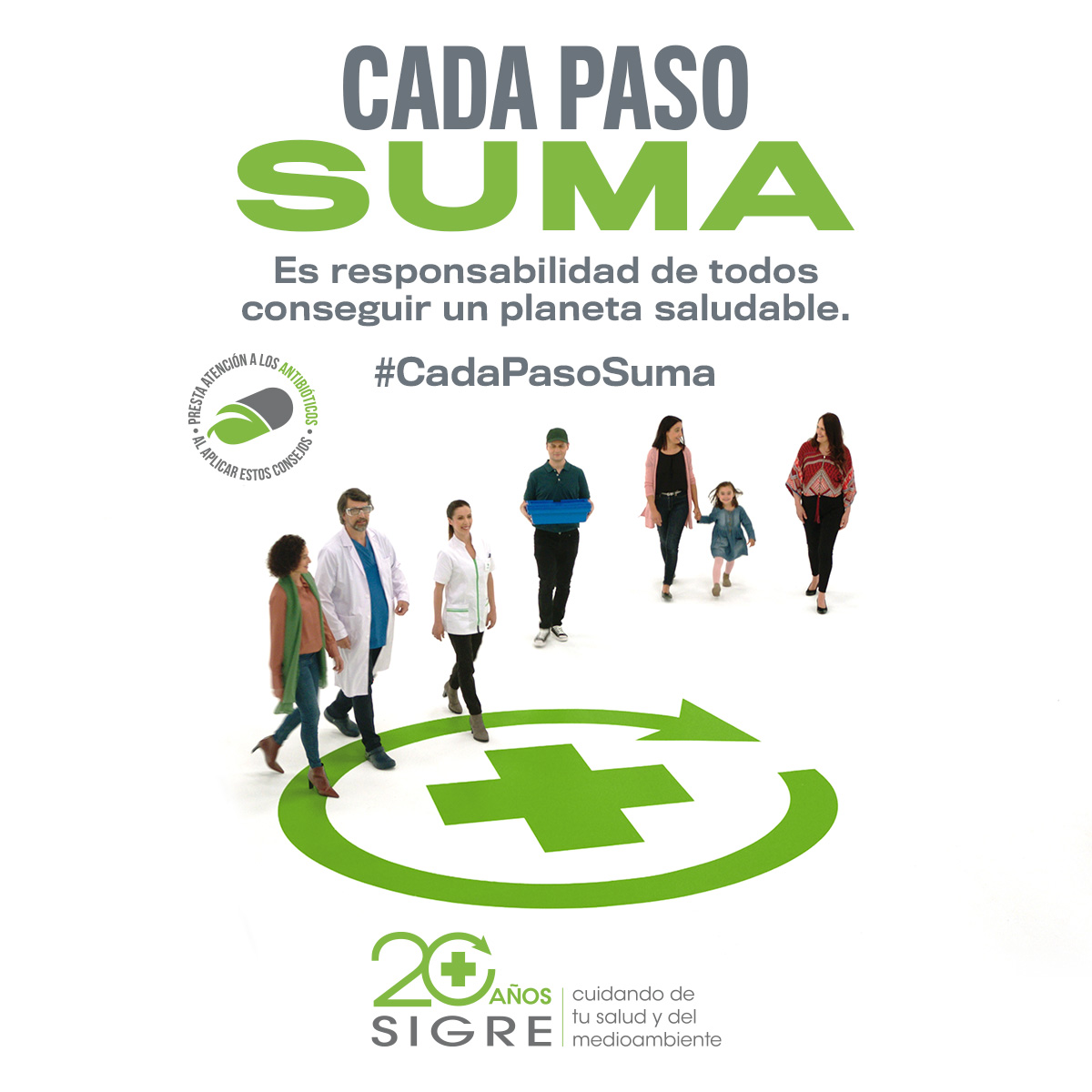 test Twitter Media - 🌍 Per la cura del medi ambient: #CadaPasSuma.   ♻️ Recorda dipositar els envasos buits o amb estes de medicaments en el @puntosigre de la farmàcia 💚  #cadapasosuma https://t.co/2Wg8vNk9EM