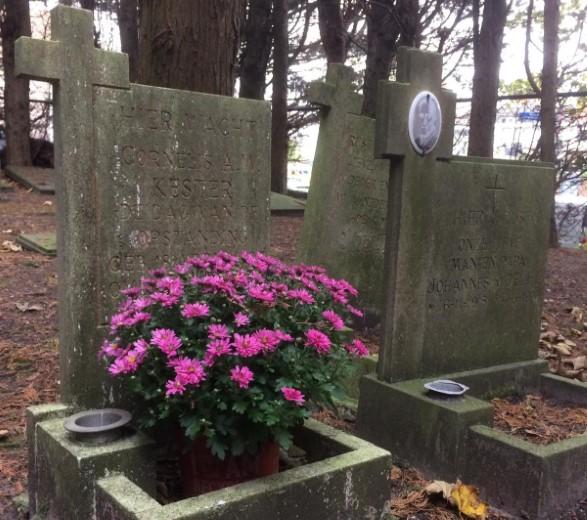 Protesten tegen B&W-besluit monumentenstatus R.K. begraafplaats https://t.co/6gtoBfWEkD https://t.co/eBLFIkfkqD