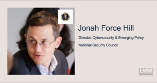 #ExecutiveMoves. Former Secret Service Member Jonah Force Hill to Lead Cyber Policy at National Security Council https://t.co/gaIQhXGiSI https://t.co/7MuAtbu11o