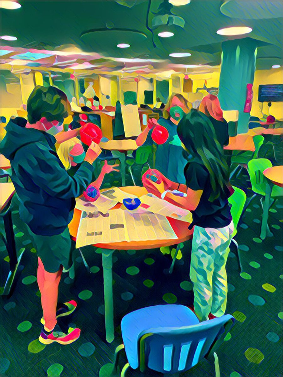 October library craft. Yarn pumpkins- started yesterday, finishing up today and tomorrow. <a target='_blank' href='http://twitter.com/APSLibrarians'>@APSLibrarians</a> <a target='_blank' href='http://twitter.com/JeffersonIBMYP'>@JeffersonIBMYP</a> <a target='_blank' href='https://t.co/wCBrPhJRcq'>https://t.co/wCBrPhJRcq</a>