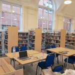 Our new Library & Study Centre will be ready for students to start using on Monday, thanks to the hard work of Mrs Martin, Mrs Davis and our Site Team.