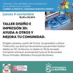 Image for the Tweet beginning: 📢El 4/11 puedes participar en:
