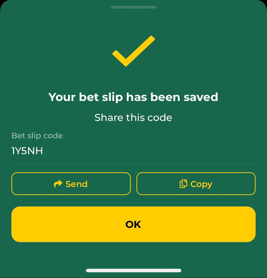 5 ODDS BANKER ON BETWINNER ⚽️ SIGN UP HERE WEB👉🏽: bit.ly/3kEsEYg APP👉🏾: bit.ly/3EQ7Sgj WELCOME BONUS: 130% First Deposit Bonus PROMOCODE: LOUIE TELEGRAM 👉🏾👉🏾: t.me/TossYard 🗣Use your HEAD! DONT COLLECT LOAN TO STAKE