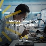 At Healthe, our team is always innovating; always learning; always looking at new ways to create the best products using Far-UVC and UVC technology that will help create healthier and safer indoor environments.  Learn more at https://t.co/FZfMihfKv0  #ThisisHealthe #HealtheInc